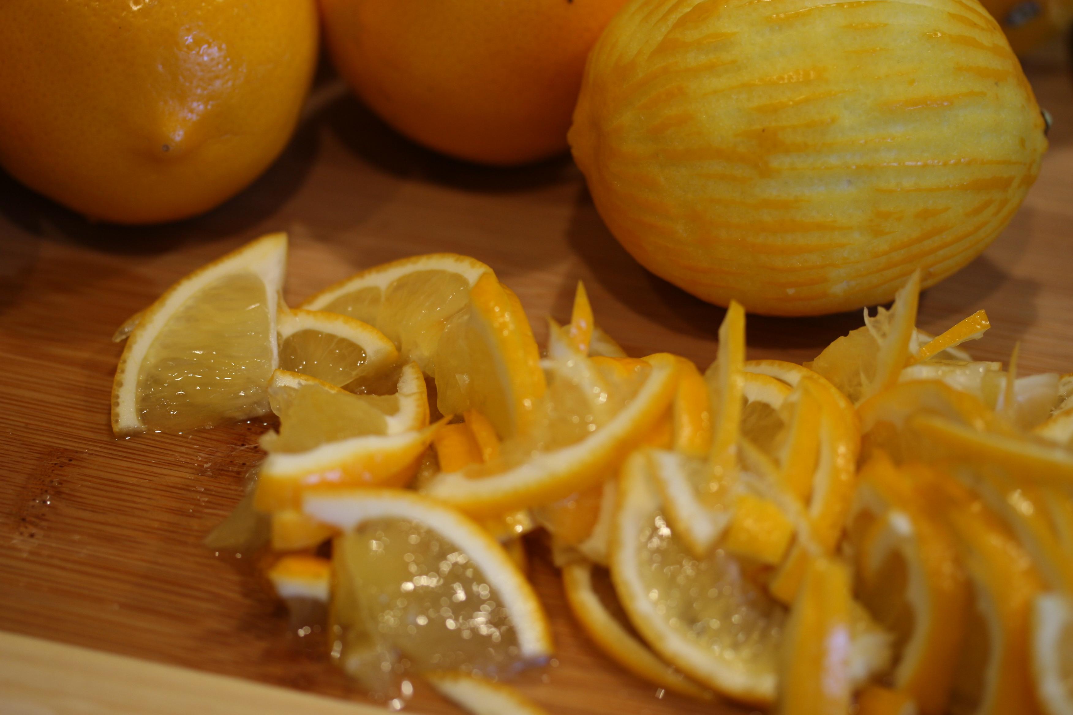 Meyer Lemon Marmalade | A Plate Full